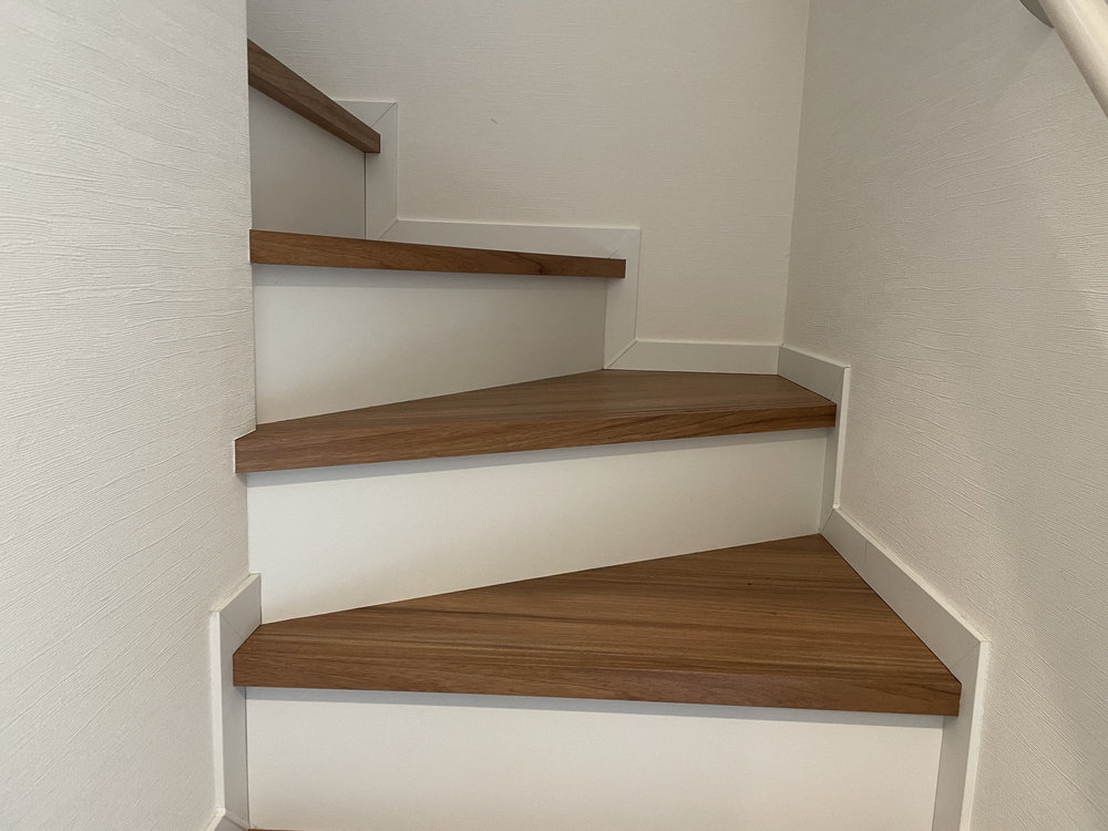 ワンコにとって階段の上り下りはかなりの負担