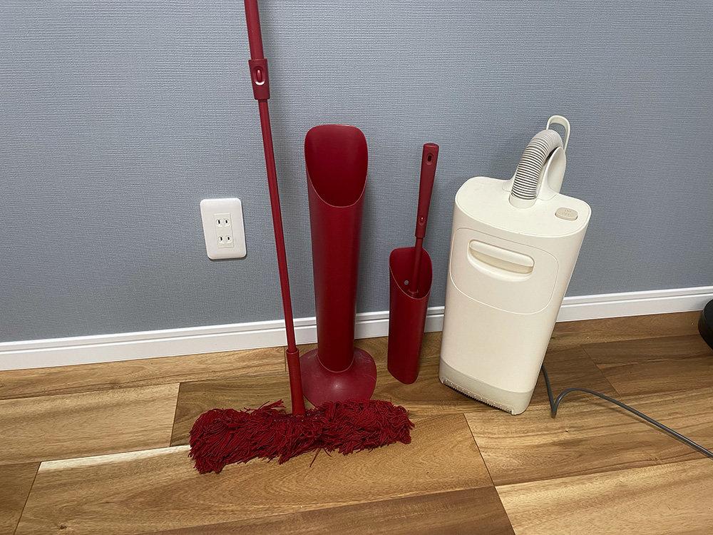 掃除が大変な換毛期、ダスキンがおすすめ!